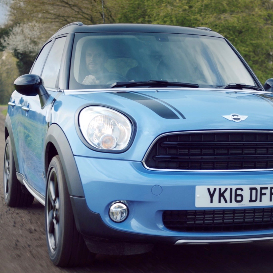 MINI COUNTRYMAN Broadcast Commercial